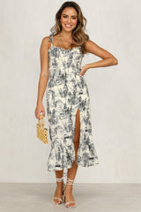 Here and Now Dress (Cream)