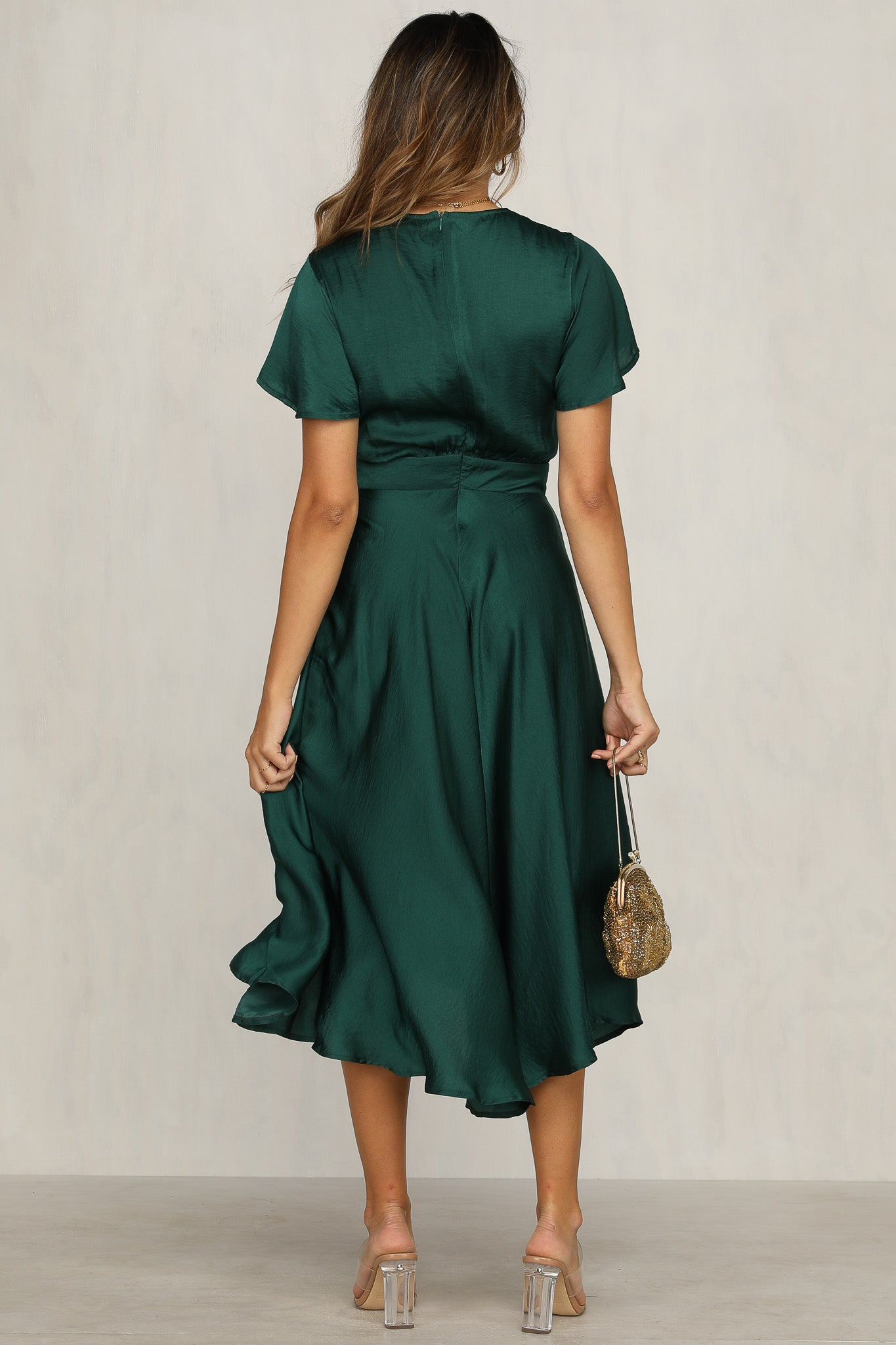 Ismerelda Dress (Emerald)