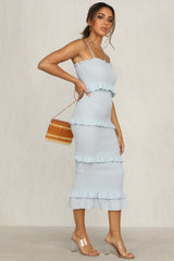 Endless Summer Dress (Blue)