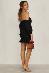 Nightcap Dress (Black)