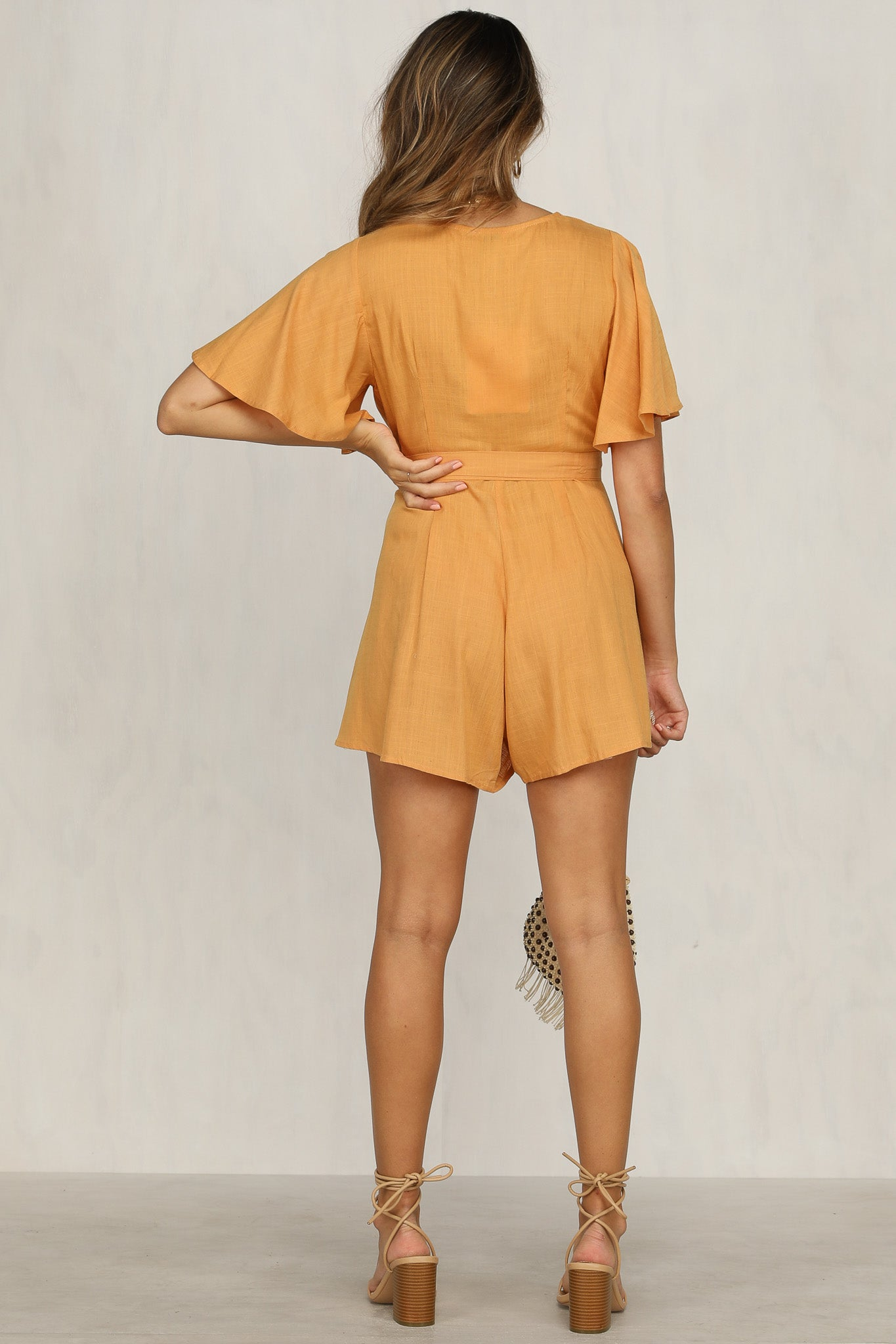 Pure Sunlight Playsuit