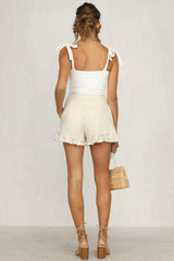 Covet Bodysuit (White)