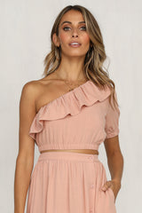 On My Mind Top (Blush)