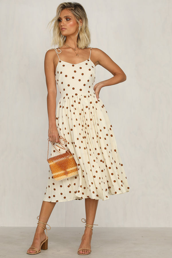 Sparrow Dress (Beige)