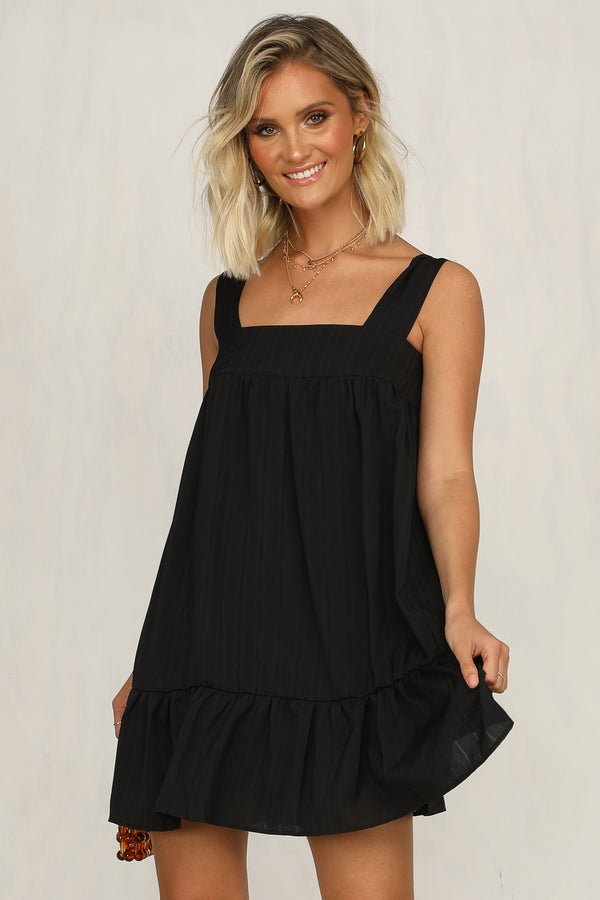 Marisol Dress (Black)