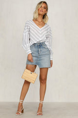 Splendor Top (Stripe)