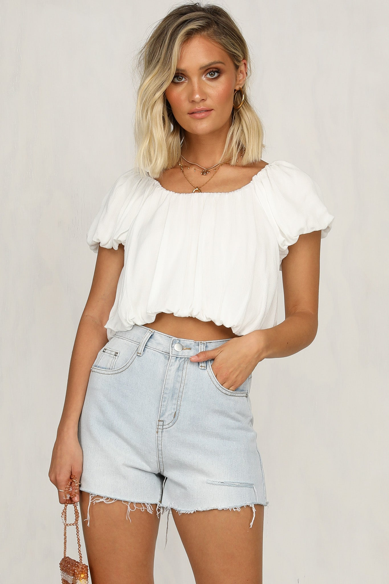 Rowan Top (White)