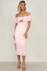 Sweet Talking Dress (Pink)