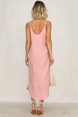 Beyond Blessed Dress (Pink)