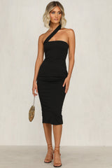 Deepest Desire Dress (Black)