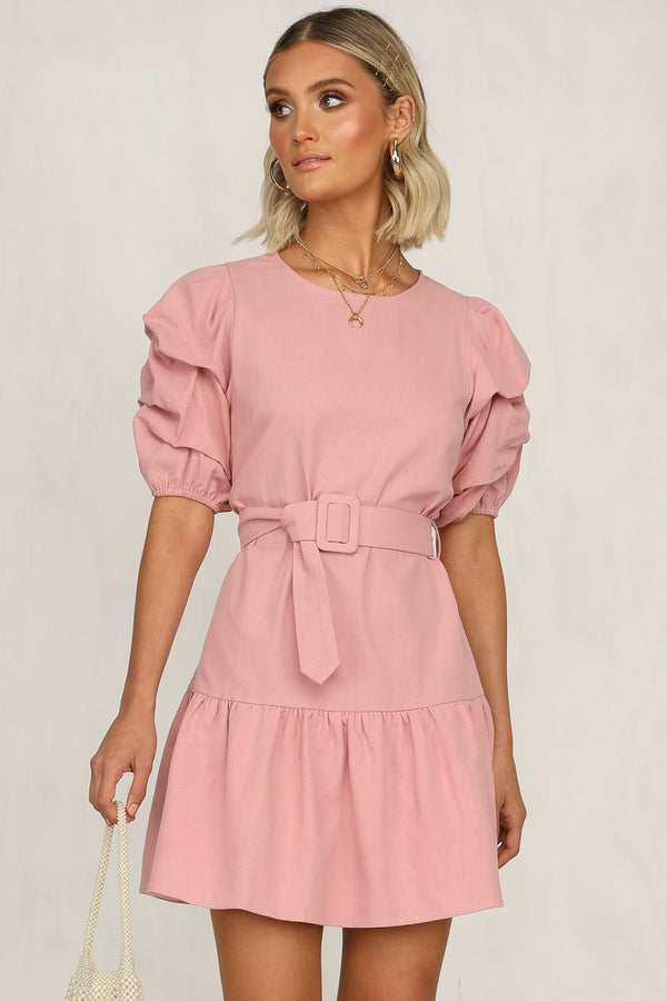 Real Love Dress (Pink)