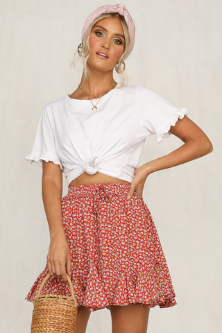 Solitaire Skirt