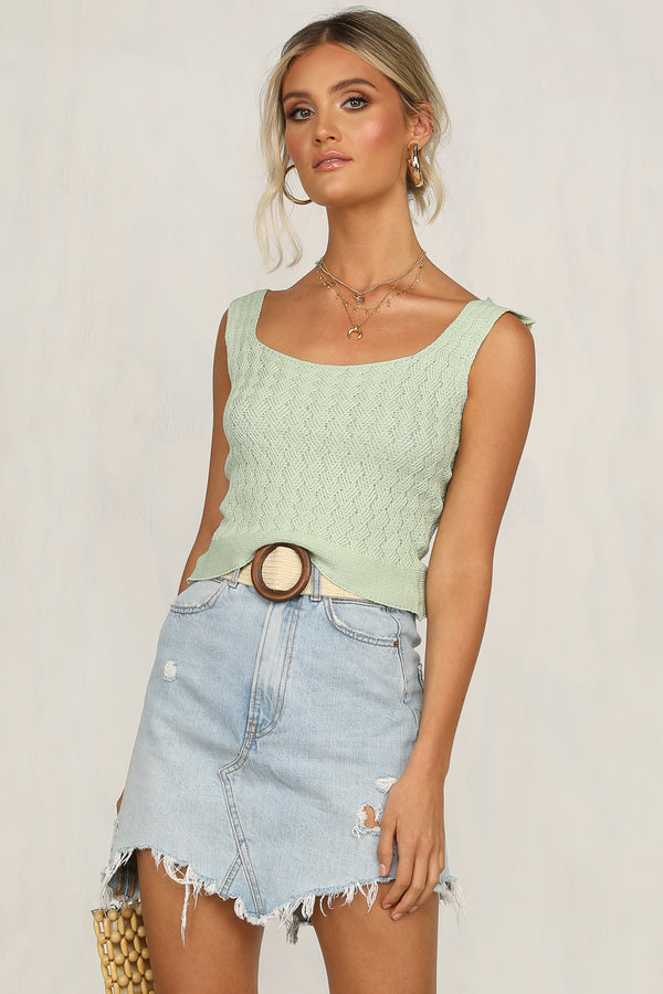 Double Bay Top (Green)