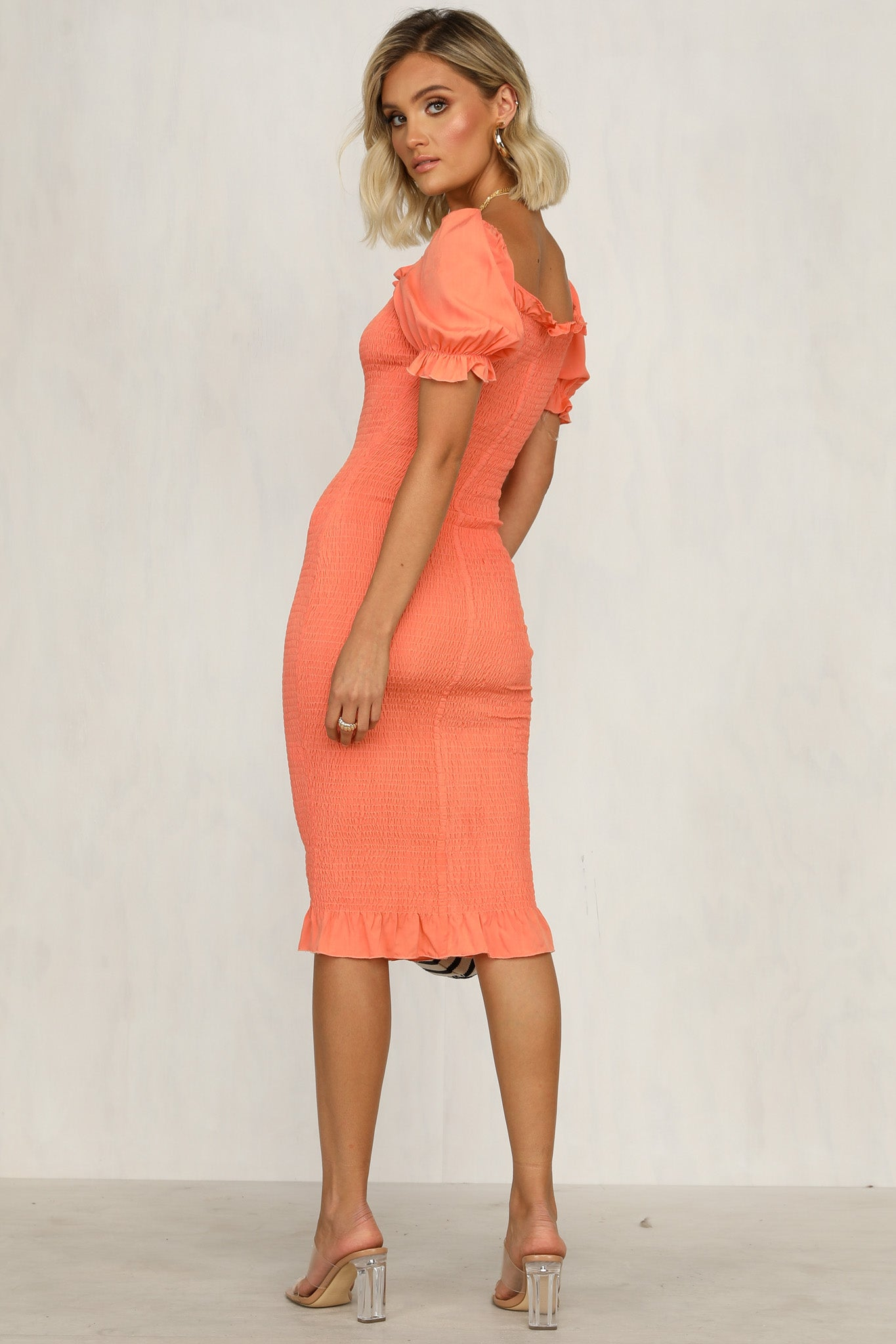 Pipa Dress (Sunset)