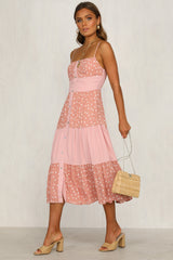 Out Of Love Dress (Pink)