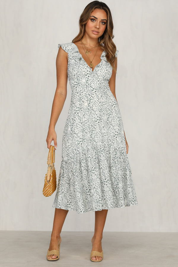 Just Like Heaven Dress (Floral)