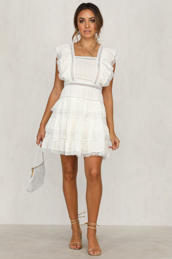 Ever After Dress (White)