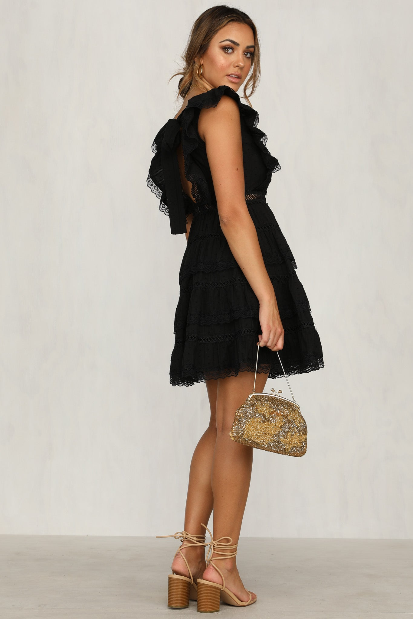 Ever After Dress (Black)
