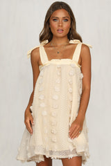Gemma Dress (Beige)