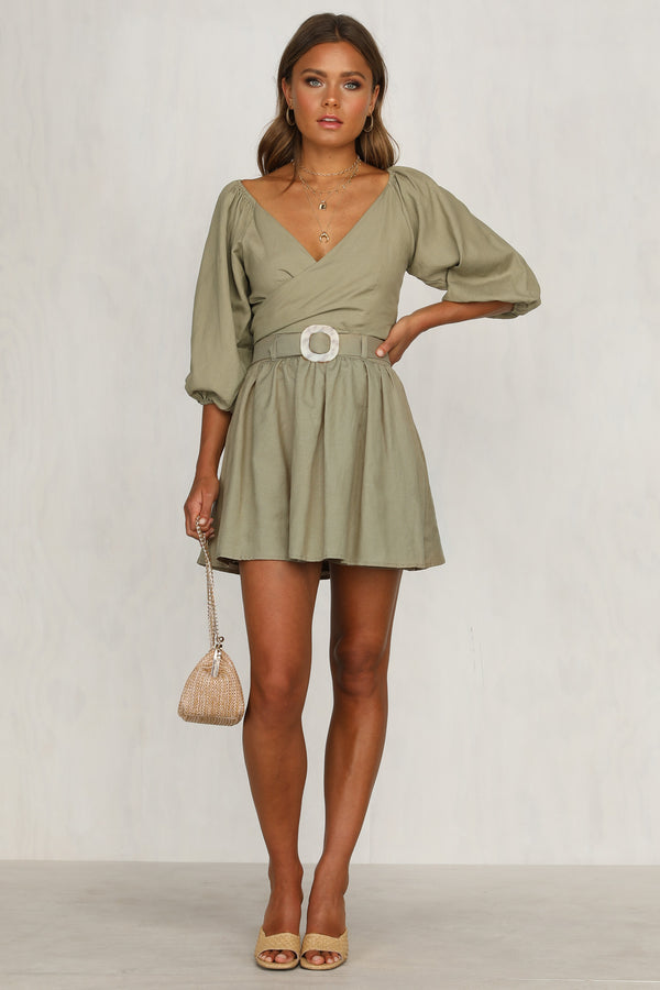 Carter Top (Khaki)