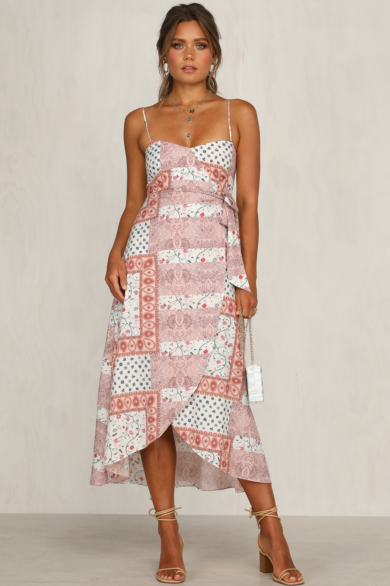 Heaven Sent Midi Dress