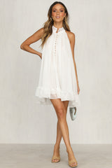 Wild Honey Dress (White)