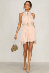 Wild Honey Dress (Blush)