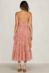 Rose Sunset Dress