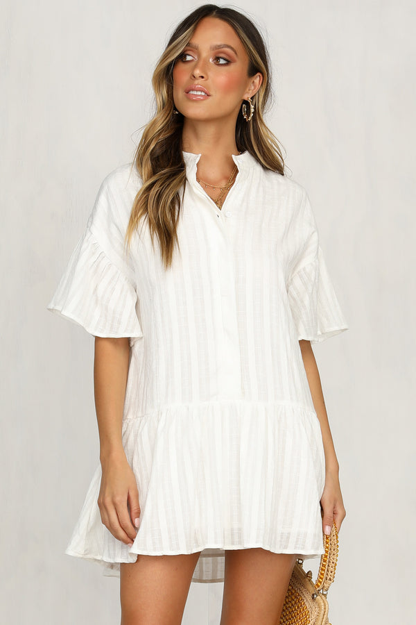 Andie Dress (White)