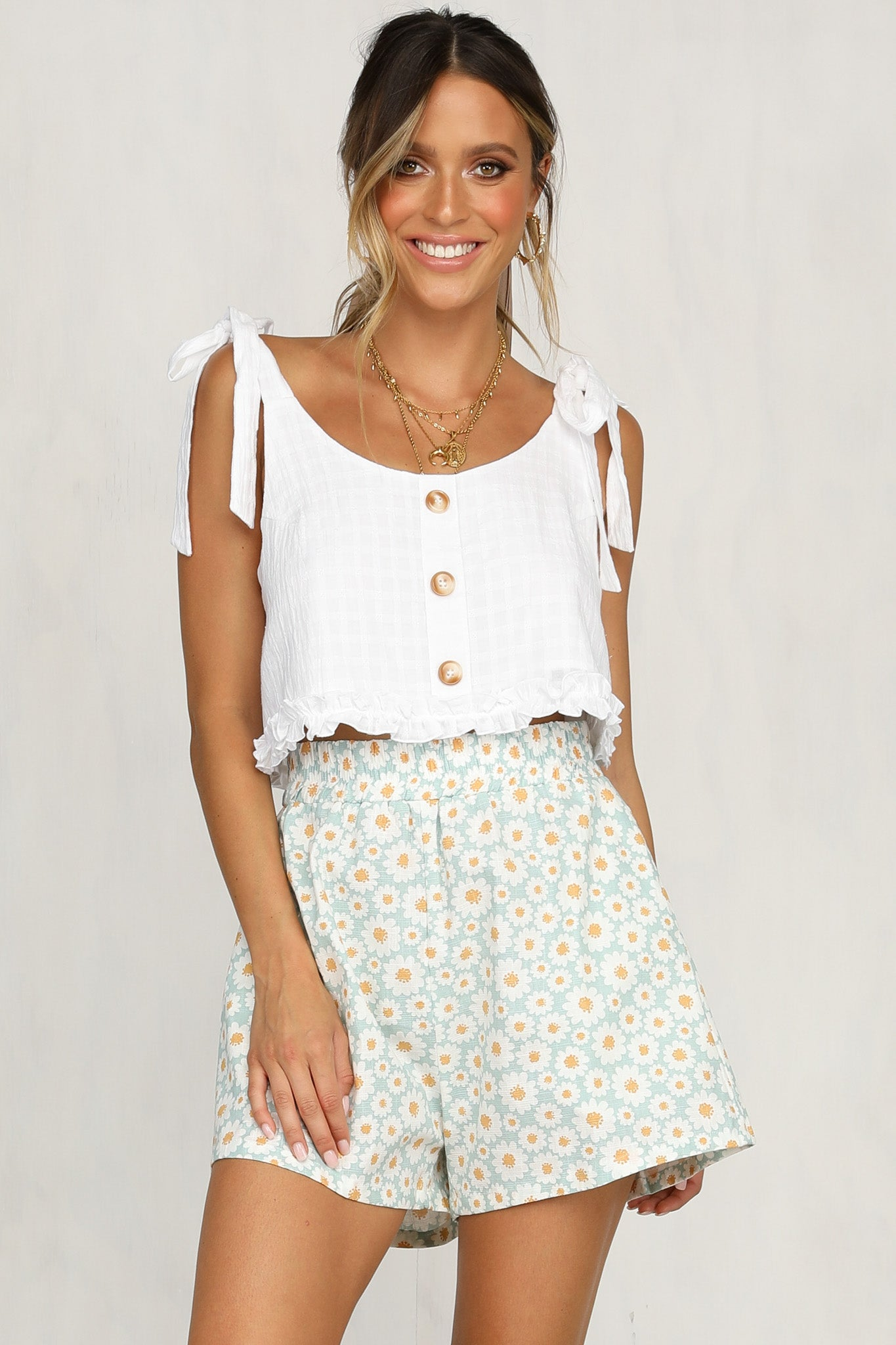 Daisy Girl Shorts