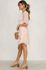 Perfect Timing Dress (Floral)