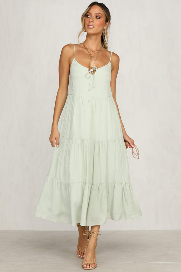 Dance For Me Dress (Mint)