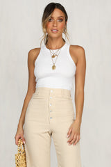 Adelaide Top (White)
