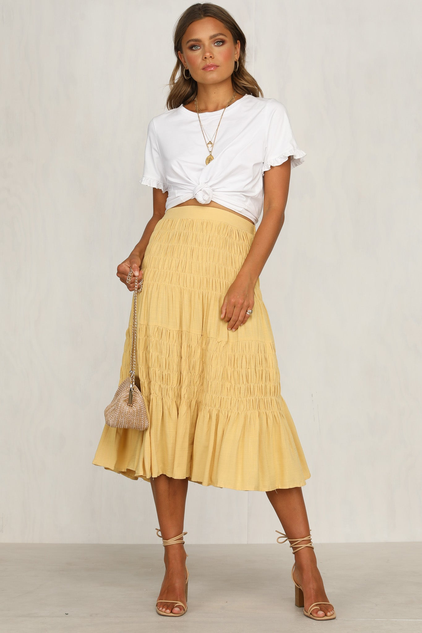 Everett Skirt