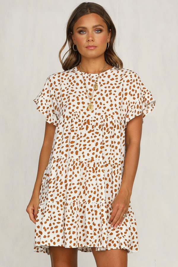 Younger Dress (Rust Spot)