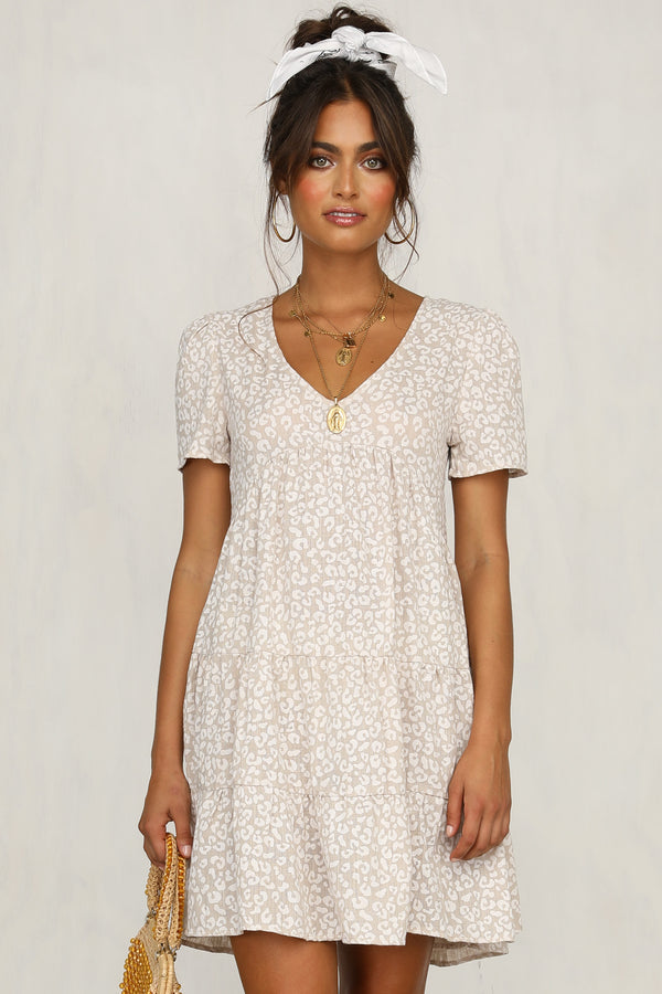 I'm Yours Dress (Beige)