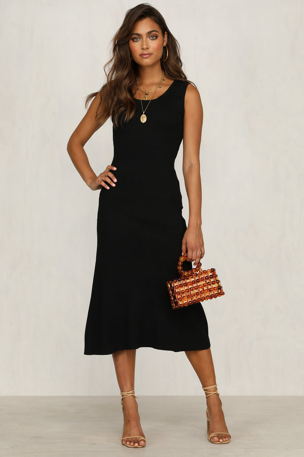 Mercy Dress (Black)