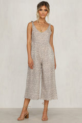 Crowded Places Jumpsuit