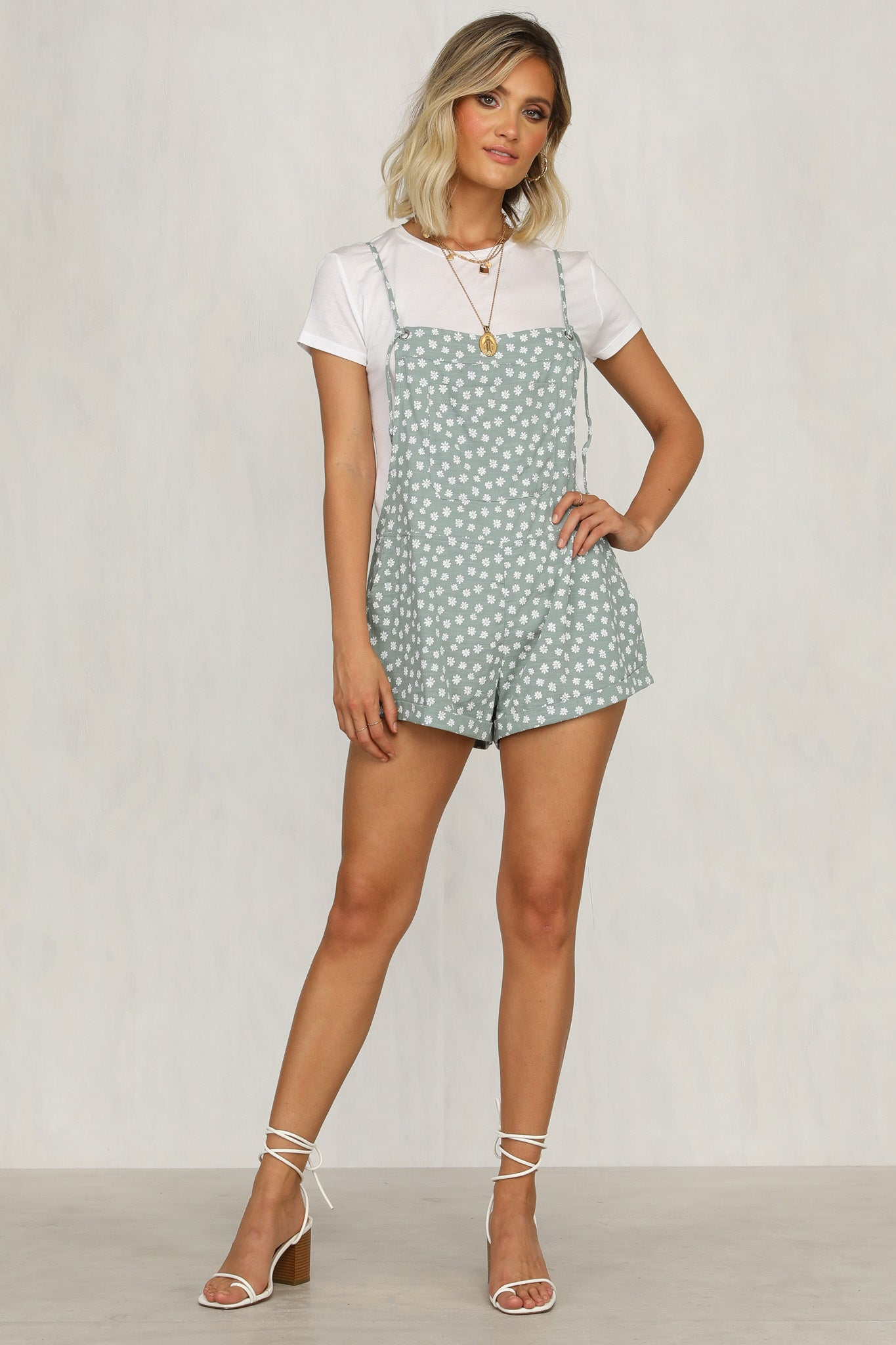 Pansy Playsuit