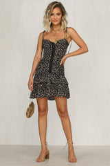 Twin Flames Dress (Black)