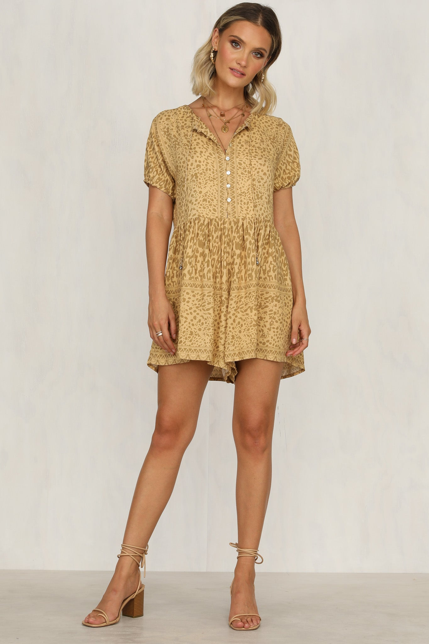 Kruger Playsuit