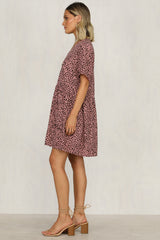 Margot Dress (Pink)