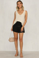 Theo Shorts (Black)