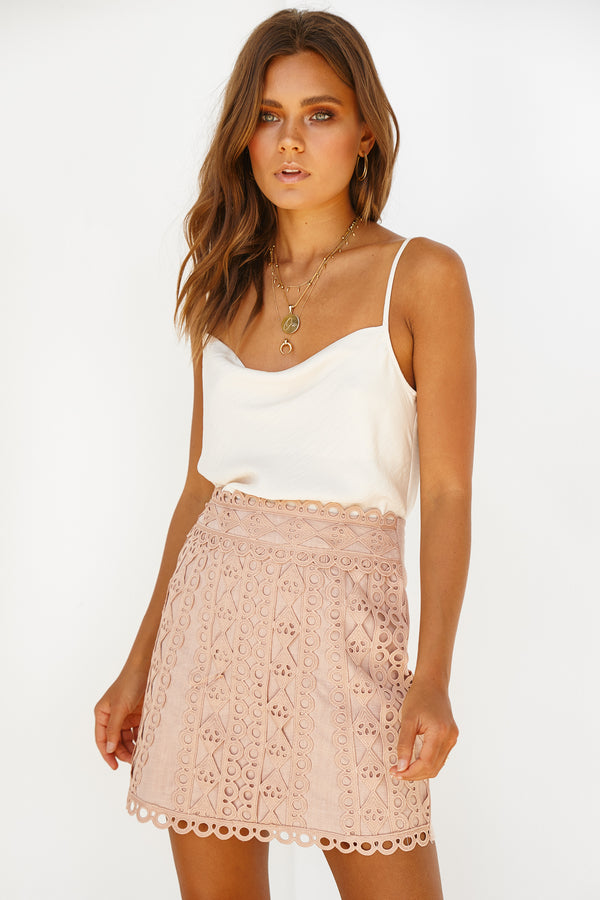 Obvious Choice Skirt