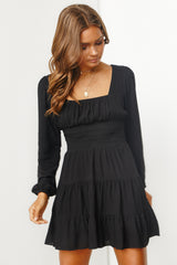 Fair Lady Dress (Black)