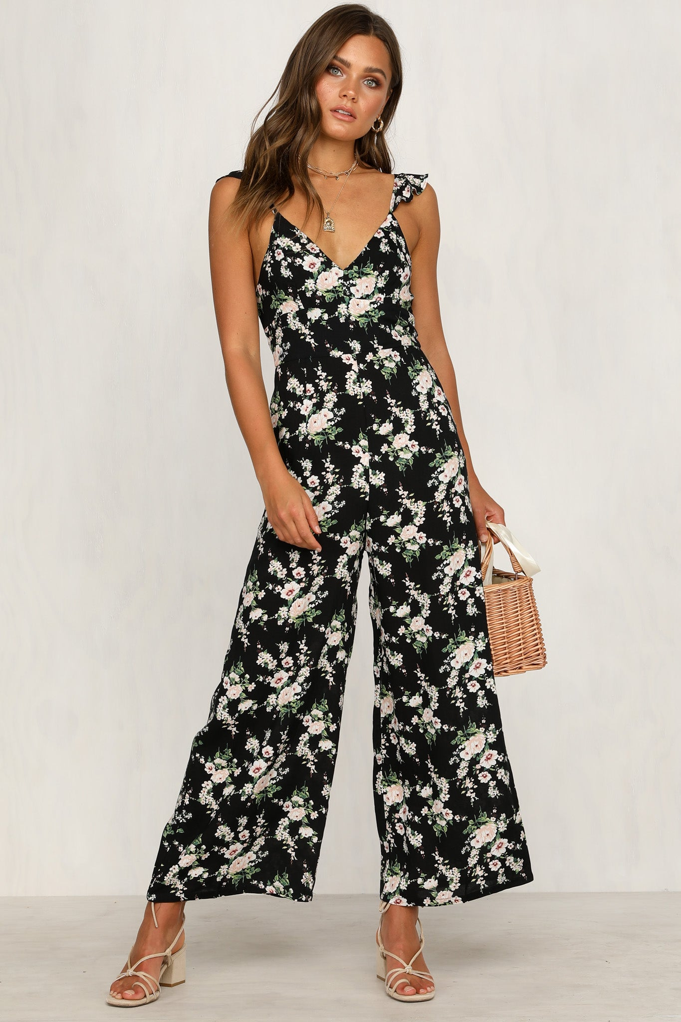 Rise To It Jumpsuit