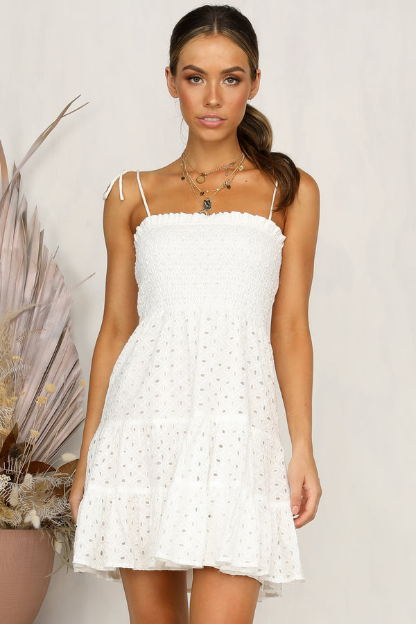 Turtledove Dress