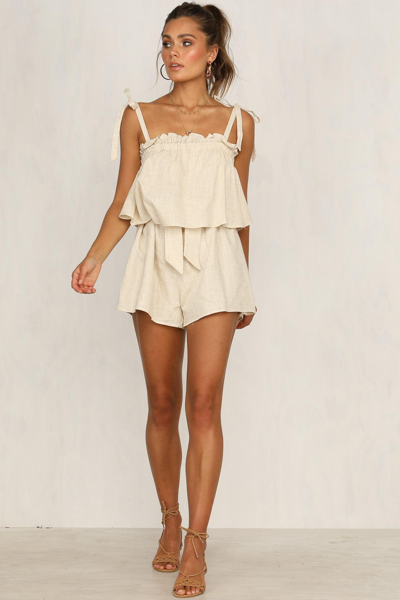 Immense Playsuit