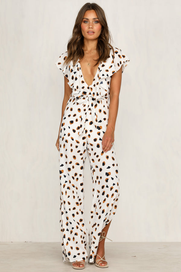 Lost Then Found Jumpsuit