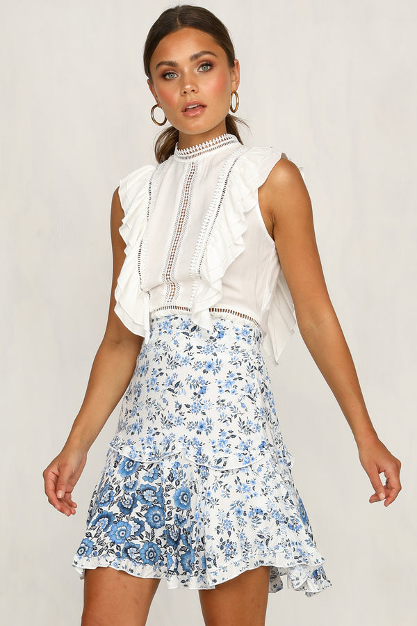 Bluebell Skirt